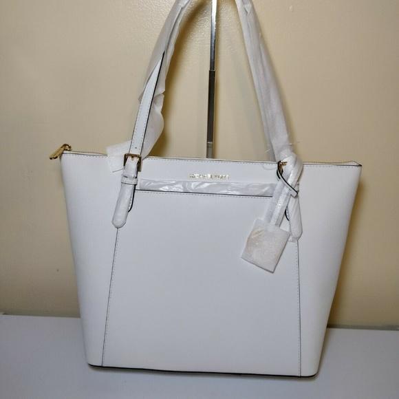 f5c7406993b6 MICHAEL Michael Kors Bags | Michael Kors Ciara Large Ew Top Zip Tote ...